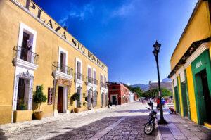 Oaxaca weer
